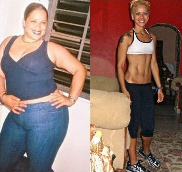 Хроники худеющих жирух