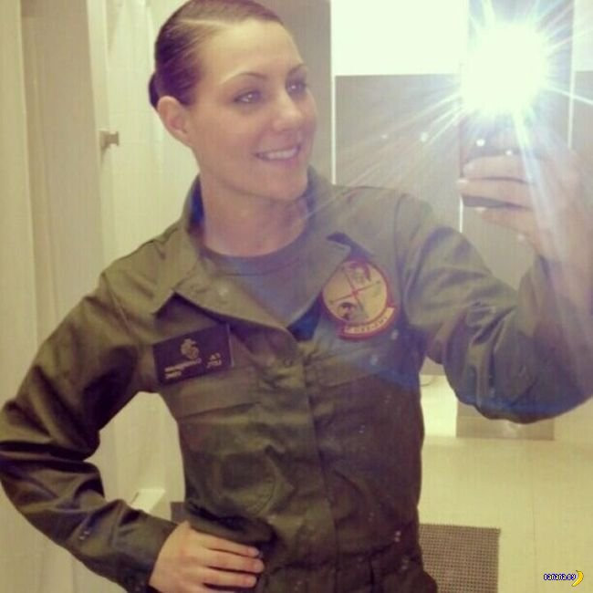 Барышни из US Army
