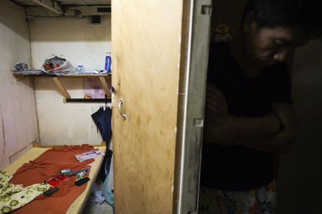 Люди в клетках Гонконга