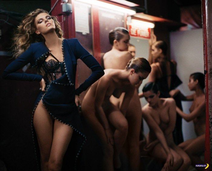 Марина Линчук в Vogue Russia