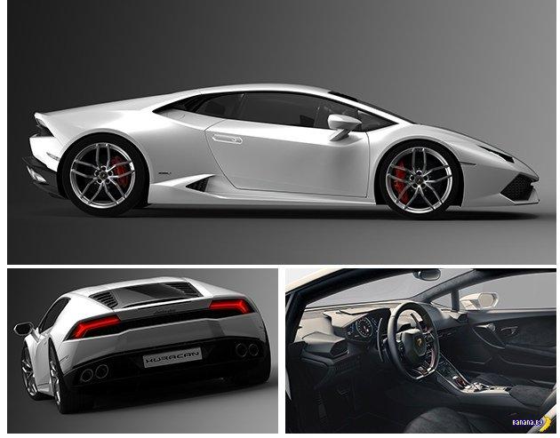 ���������� Lamborghini Huracán LP 610-4