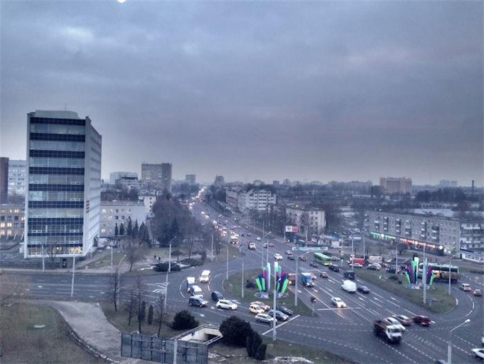 В Беларуси 23 декабря будет до +6°С