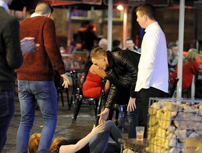 Пьянь британская