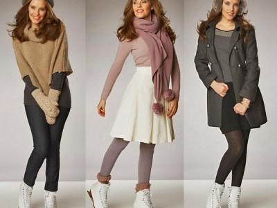 Мода наступившей зимы