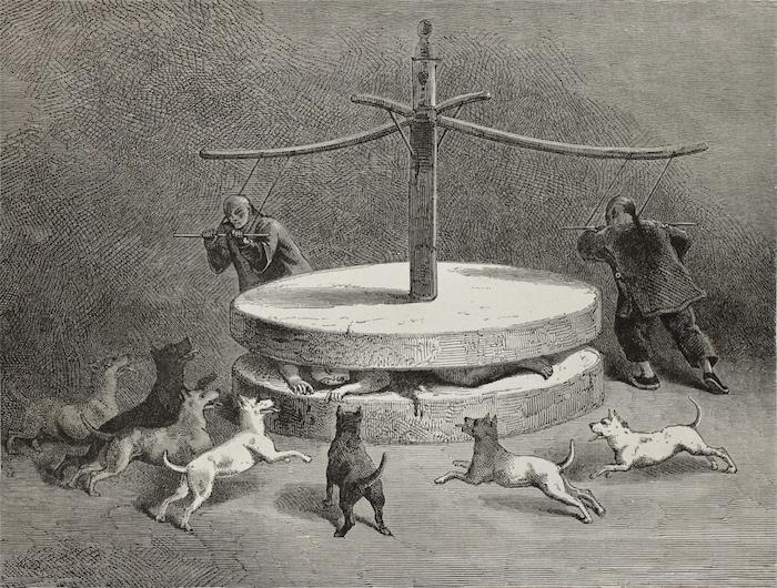 Самая страшная и мучительная казнь