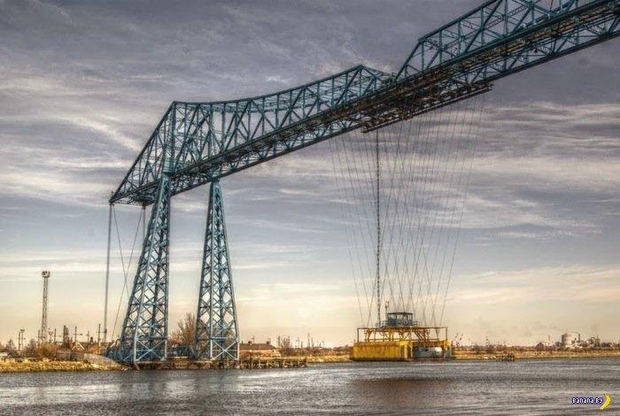 Мосты-транспортеры