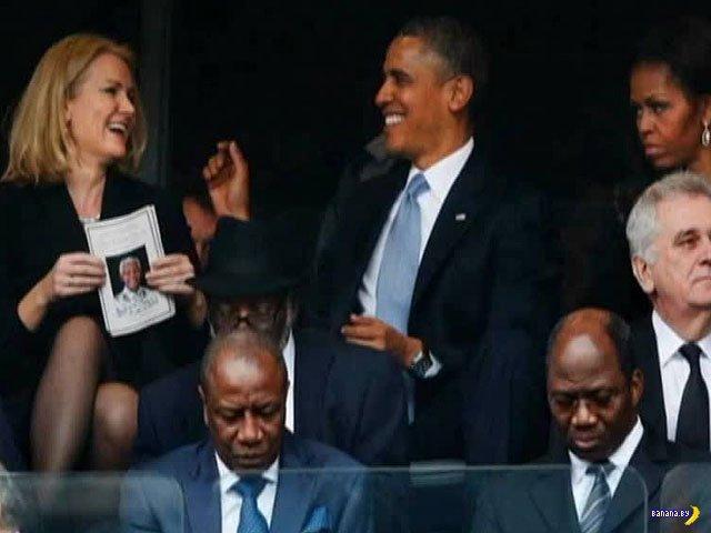 Брак Барака и Мишель Обамы дал трещину