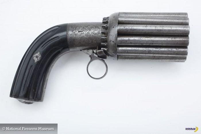 Редкое и необычное оружие