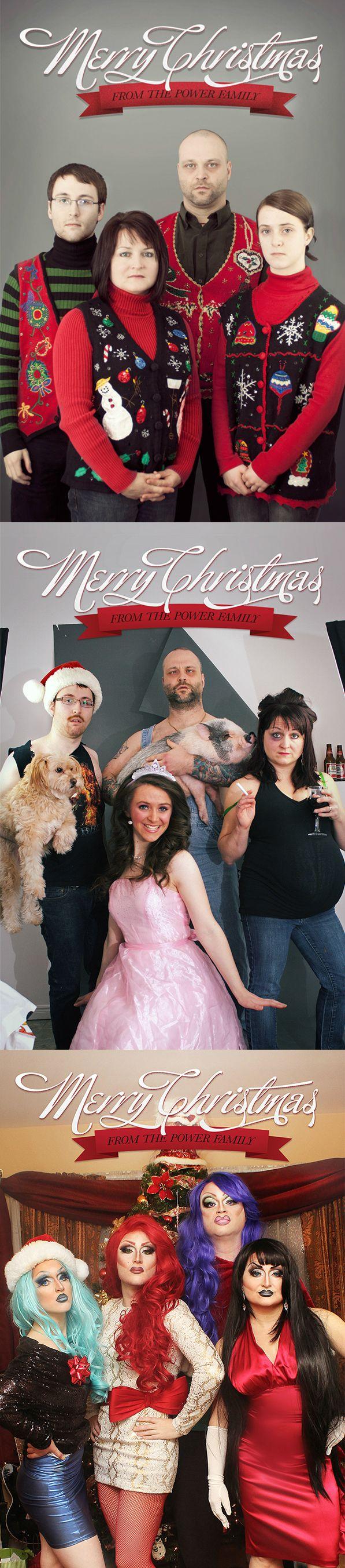 Крутая семейка