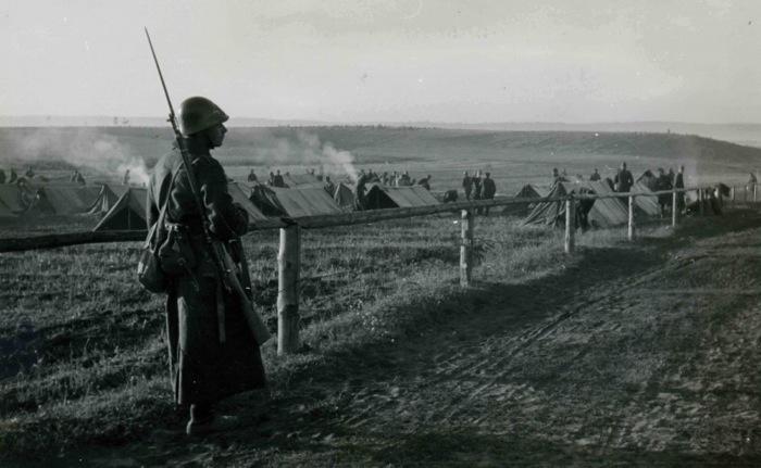Интересные фотографии времен оккупации Беларуси