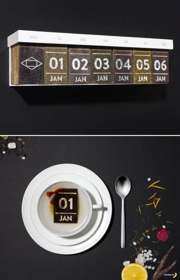 10 самых странных календарей на 2014 год