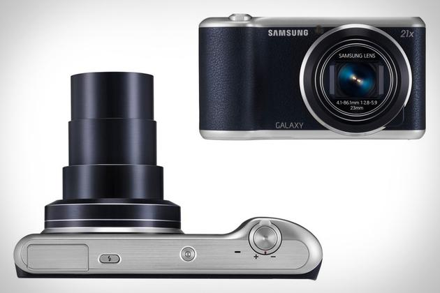 Показали Samsung Galaxy Camera 2