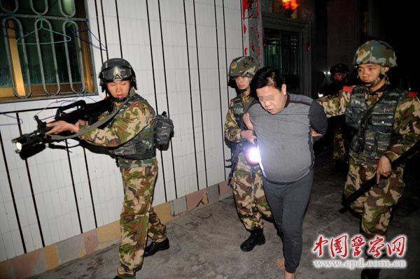В Китае взялись за метамфетамин