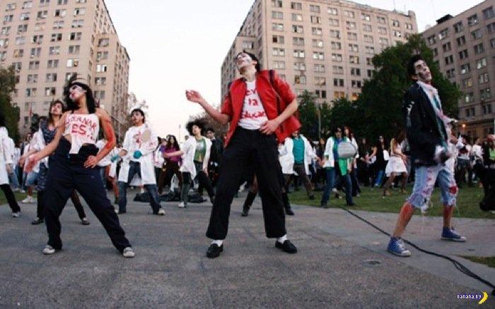Топ-10 самых странных студенческих протестов