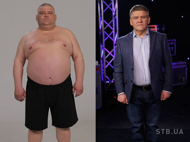 Украинцы худеют в телевизоре