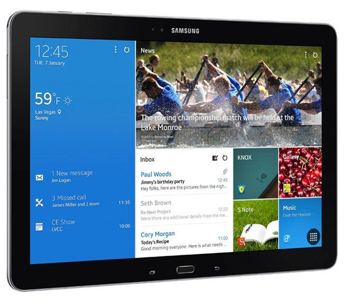 Новые планшеты от Samsung