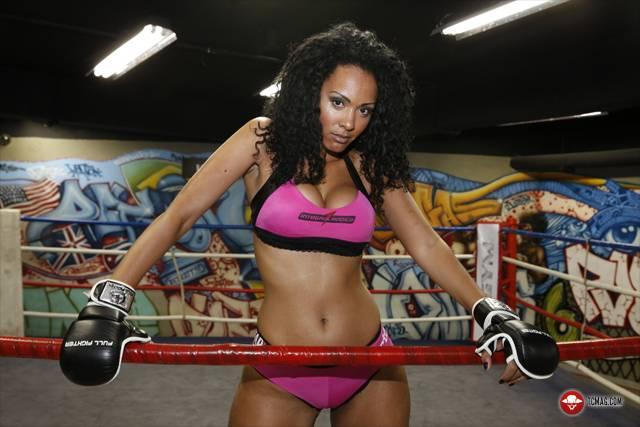 Бразильские девушки ринга