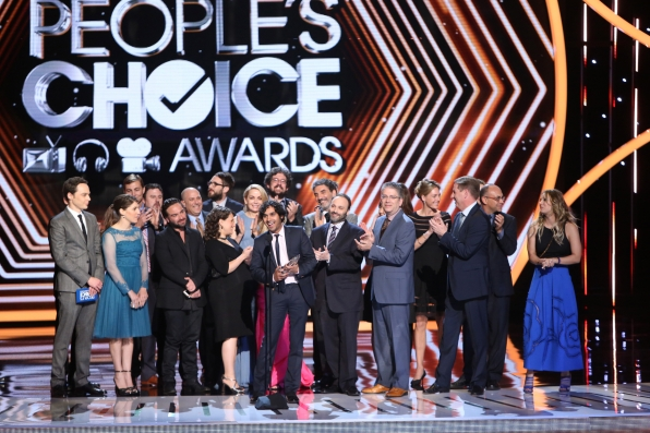 Результаты People's Choice Awards 2014