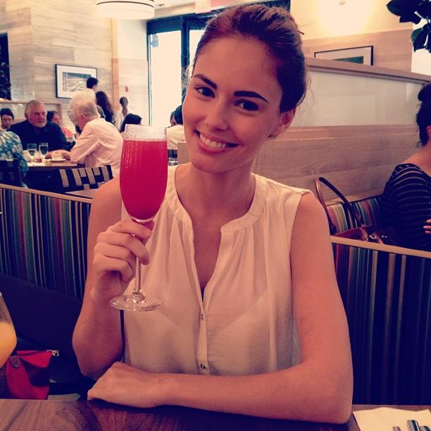 Рыжая Алисса Кампанелла