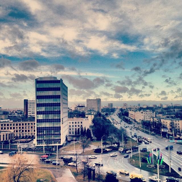 Температура в Беларуси опустится до -12°C