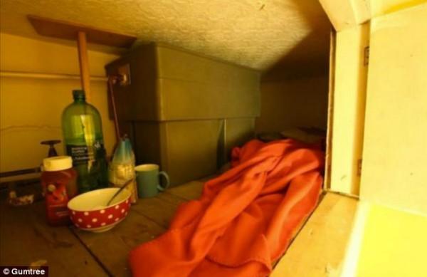 Уютный лофт в центре Лондона за копейки