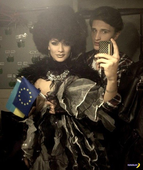 Лица Евромайдана - Марлен Шкандаль
