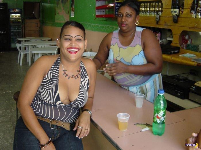 Путаны из Доминиканы