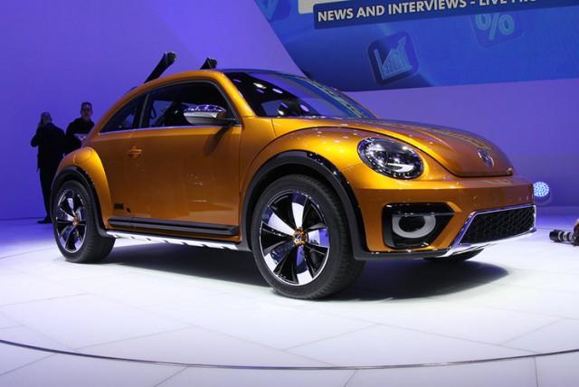Концепт Volkswagen Dune