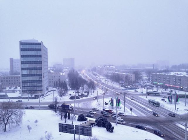 В Беларуси в ближайшие дни усилятся морозы