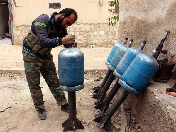 Последние фотографии сирийского парня