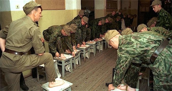 В России закончилась эпоха портянок