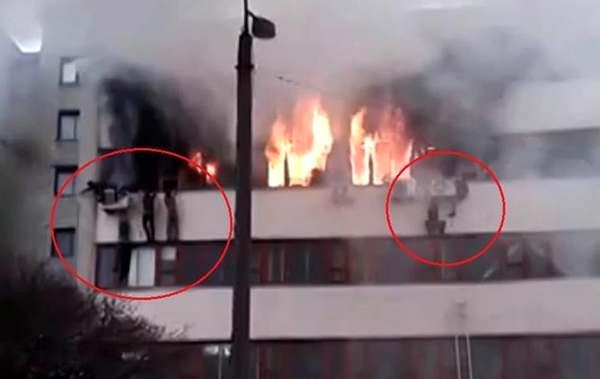 К пожару в Харькове
