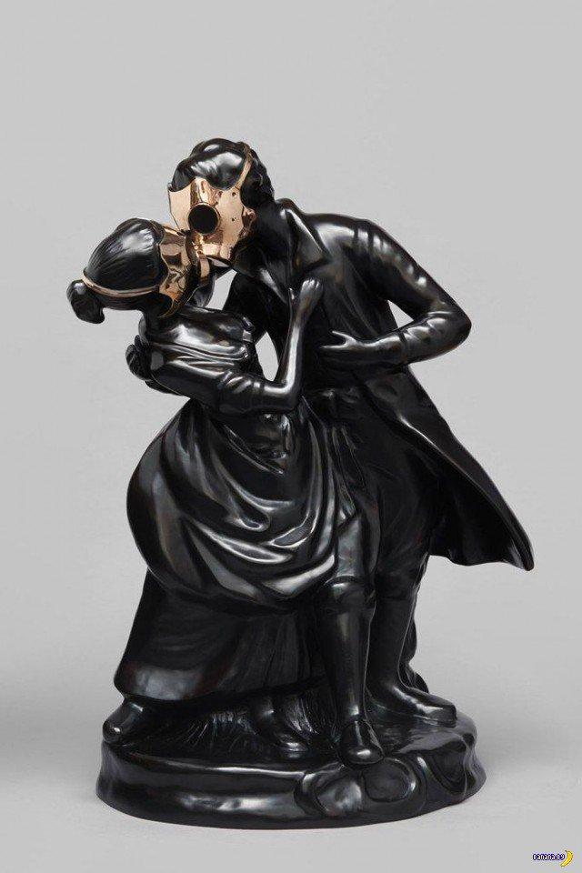 Фарфоровые статуэтки не для мещан