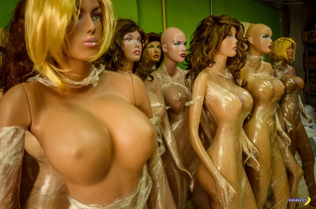Манекены из Венесуэлы привлекают...