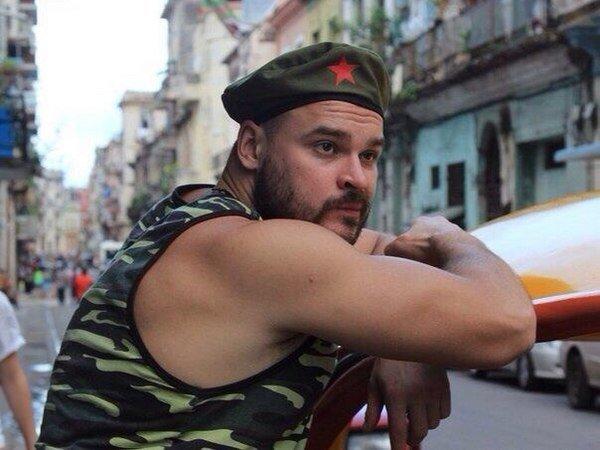 Тесак арестован на Кубе