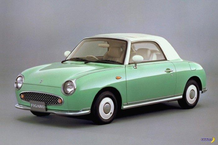 Японские концепт кары последних 50+ лет