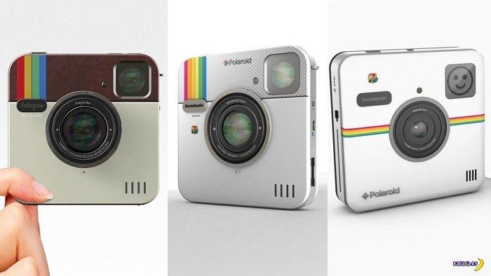 Хипстерская забава - Polaroid Socialmatic