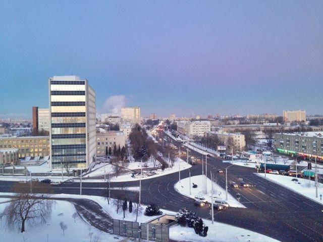 В Беларуси к концу недели морозы усилятся