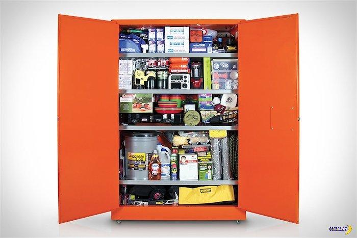 Wolfram Survival Cabinet  - шкаф для выживания