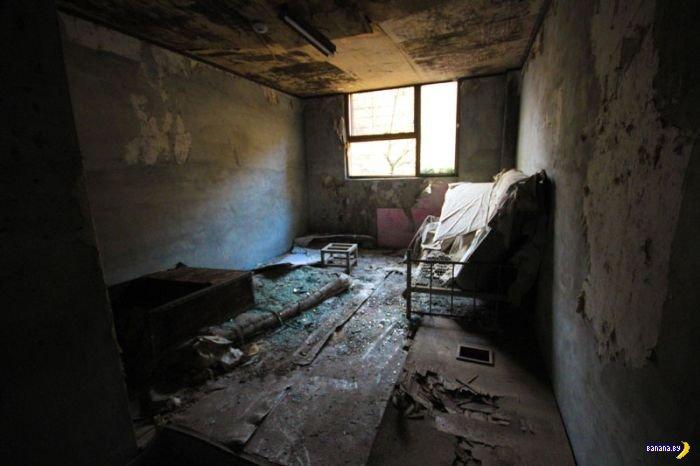Заброшенная психиатрическая больница в Южной Корее