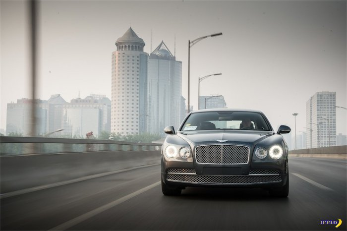 Успехи Bentley