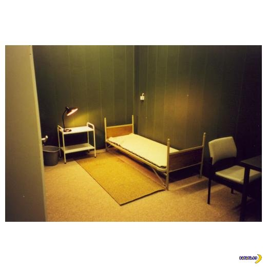Немецкий бункер из 1970-х как новенький