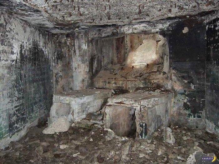 Объект Fort Drum