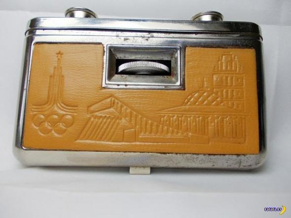Загадочная олимпийская штуковина из 1980
