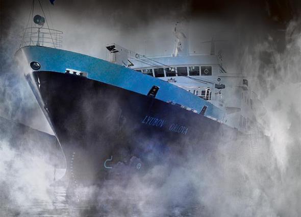 """Как круизное судно """"Любовь Орлова"""" стало кораблём-призраком?"""
