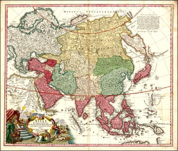 Что прятали за татаро-монгольским игом?