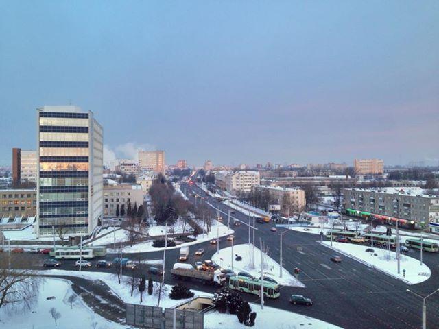 В Беларуси погода будет морозной и ветреной