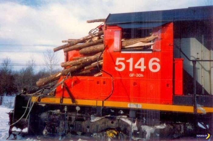 В дрова