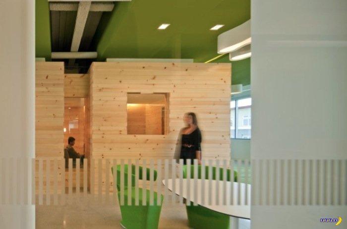 Новый офис Nokia в Калифорнии