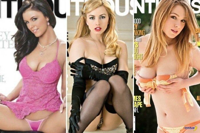 Топ-10 девушек журнала Penthouse на 2014 год